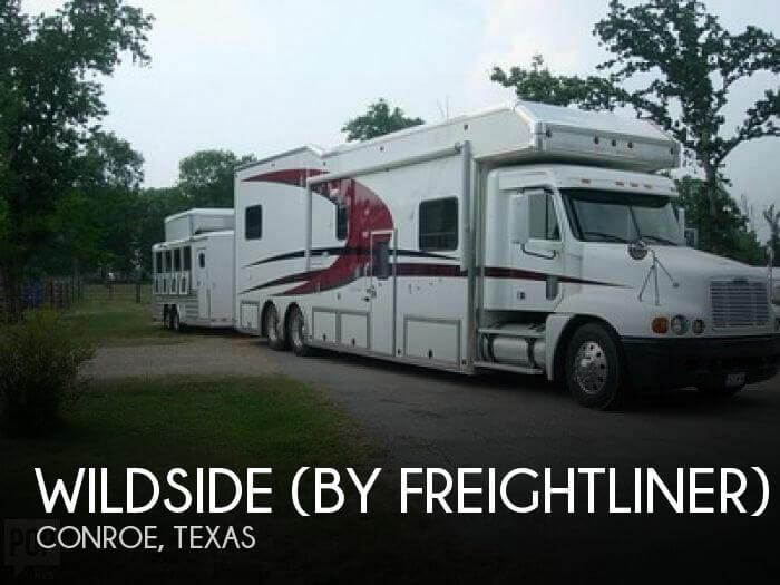 2006 Wildside (by Freightliner) Wildside