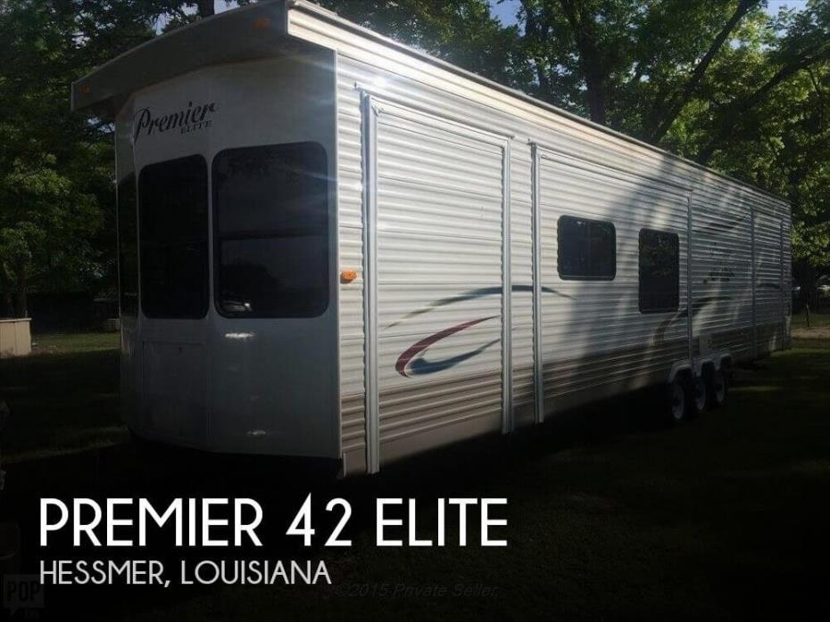 2013 Keystone Premier 42 Elite