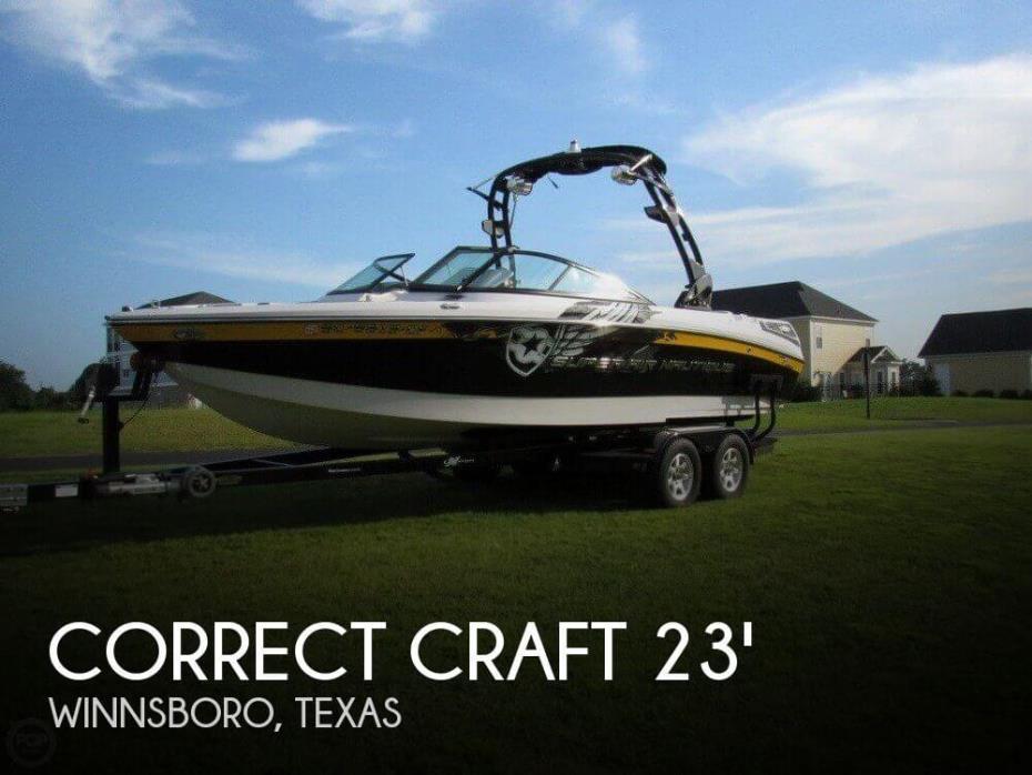 2011 Correct Craft Super Air Nautique 230 Team Edition
