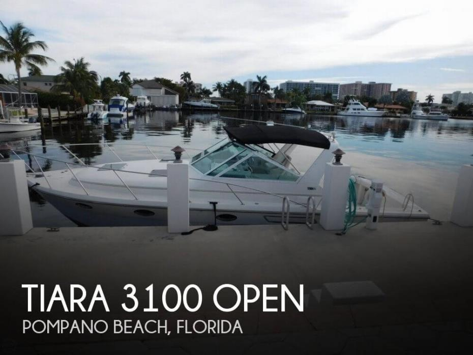 2000 Tiara 3100 Open