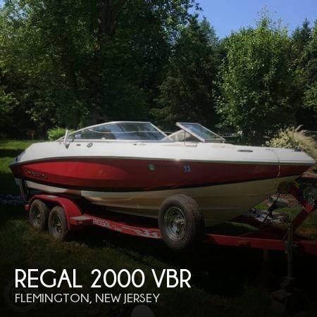 2007 Regal 2000 VBR