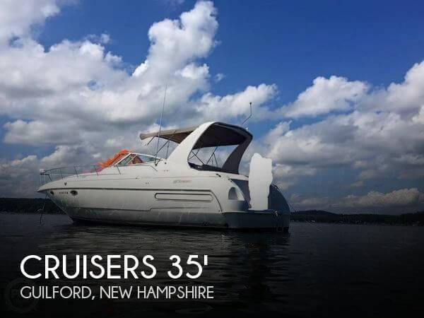 1995 Cruisers Yachts 3570 Esprit