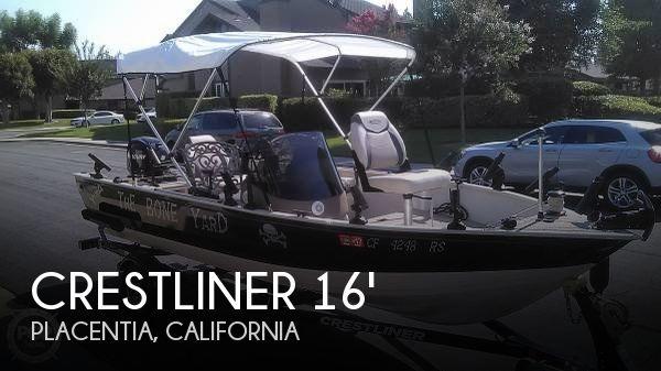 2013 Crestliner 16 Kodiak SC