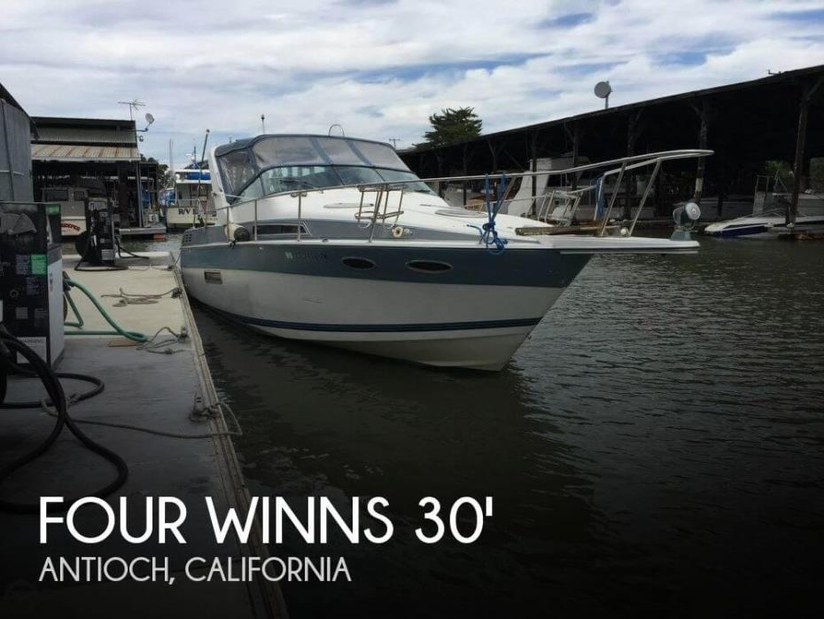 1989 Four Winns Vista 315