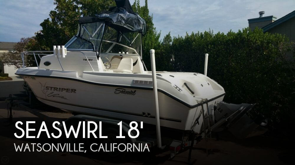 2003 Seaswirl Striper 1851