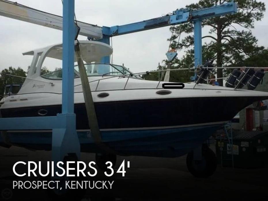 2000 Cruisers Yachts 3075 Express