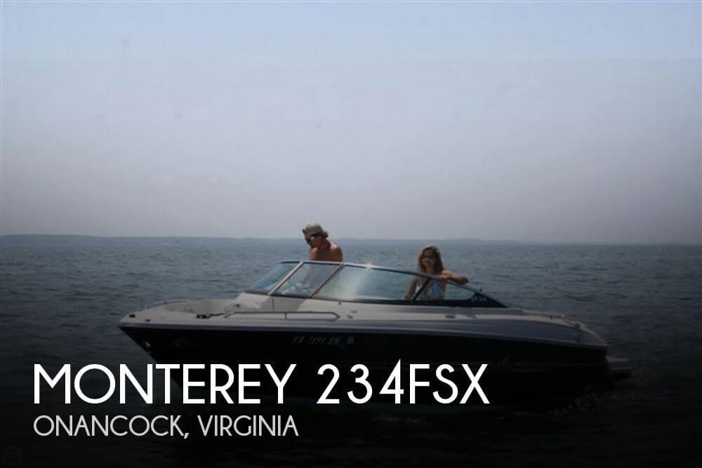 2007 Monterey 234FSX