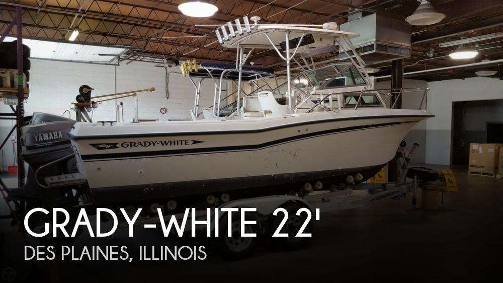 1988 Grady-White Seafarer 226