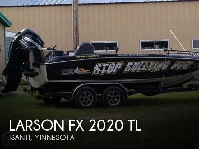 2014 Larson FX 2020 TL