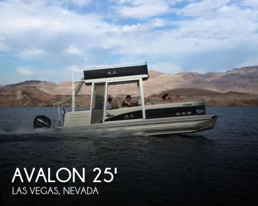 2015 Avalon Windjammer Funship