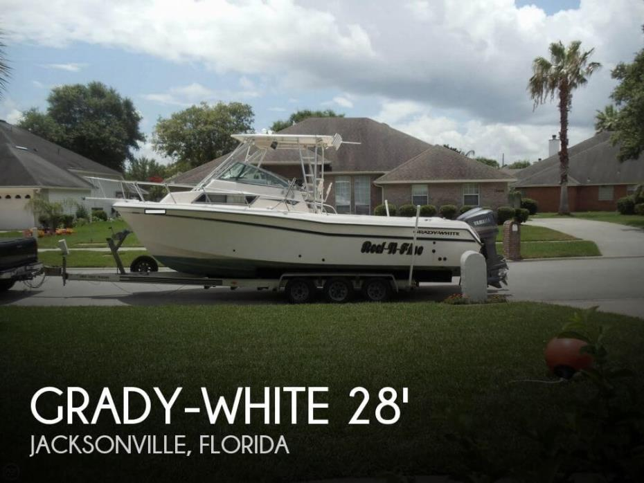 1998 Grady-White 272 Sailfish WA