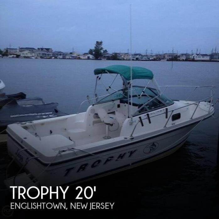 1998 Trophy 2052 Walkaround