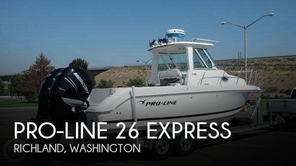 2008 Pro-Line 26 Express