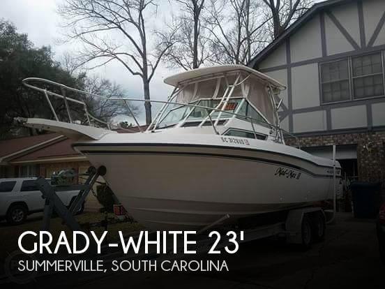 1989 Grady-White 23 Gulfstream