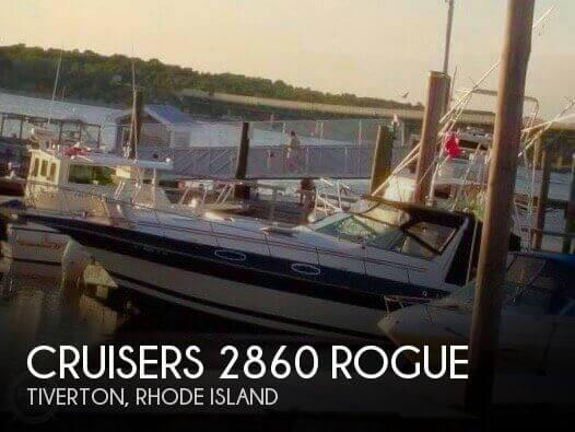 1988 Cruisers Yachts 2860 Rogue