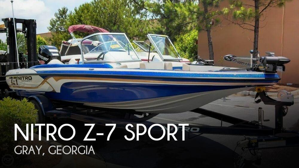 2013 Nitro Z-7 sport