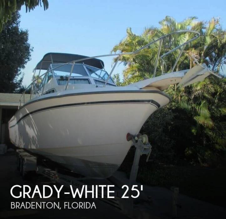 1994 Grady-White 252 Sailfish Sportbridge
