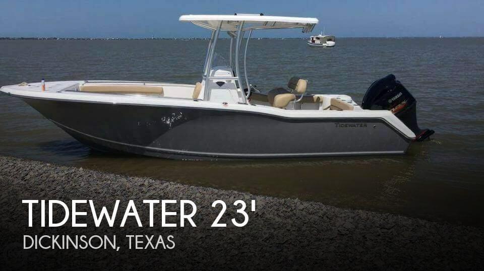 2016 Tidewater 230 CC Adventure