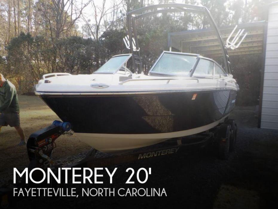 2015 Monterey Montura 196MS