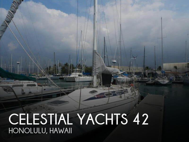 1992 Celestial 42