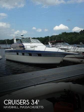 1987 Cruisers Yachts 3370 Esprit
