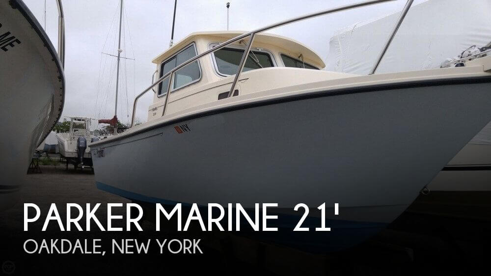 2013 Parker Marine 2120 Sport Cabin