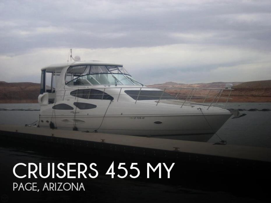 2008 Cruisers Yachts 455 MY