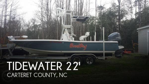 2012 Tidewater 2200 Carolina Bay