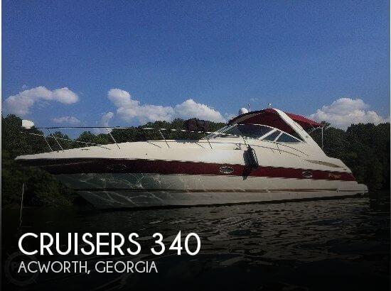 2004 Cruisers Yachts 340