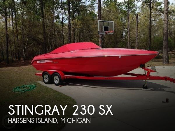 2010 Stingray 230 SX