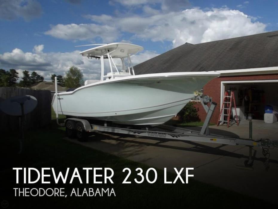2013 Tidewater 230 LXF
