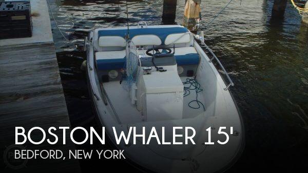 1994 Boston Whaler 15 Jet Outrage