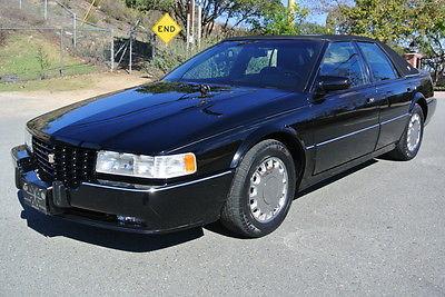 Cadillac : STS STS Seville 2 owner 1993 cadillac seville sts 4.6 l northstar v 8 sedan 91 k orig mi vogue top