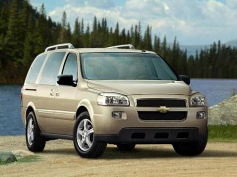 2008 Chevrolet Uplander LT Burley, ID