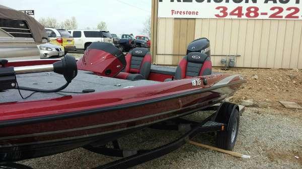 2014  Triton Boats  18XS