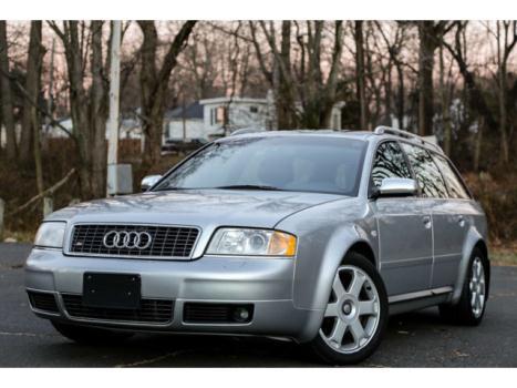Audi : S6 S6 Avant 2002 audi s 6 wagon avant rare low 60 k miles serviced carfax quattro awd v 8 bose