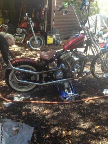 2000 Harley Davidson Softail Springer