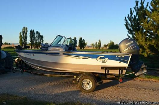 2010 G3 V185FS Boat for sale - $22000 (Kuna, Idaho)