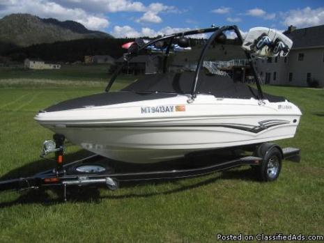 2008 Larson 180 Sport
