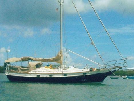 1986 Krogen 38