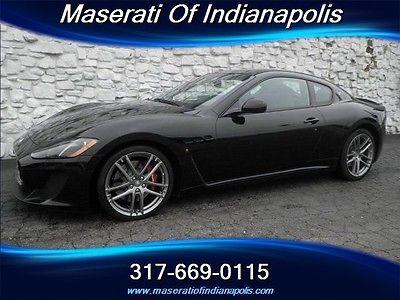 Maserati : Other MC 2013 maserati granturismo mc coupe black
