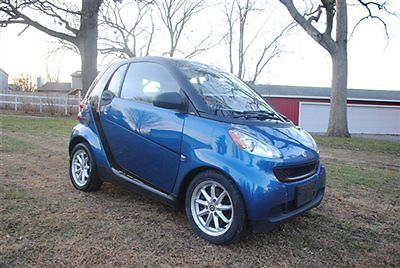 Smart : Other 2dr Coupe Passion 2009 smart fortwo passion look nice great mpg warranty