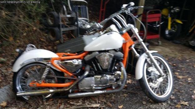 1988 Harley Davidson custom