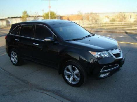 2012 Acura MDX Tech Pkg - Compass Luxor, Brooklyn New York