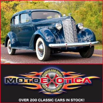 1937 Packard 115- C Six Sedan for: $28900
