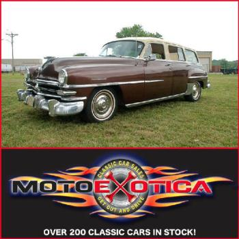 1953 Chrysler Town %26 Country Wagon for: $17900