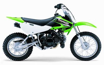 2004 Kawasaki KLX 110 Dirt Bike