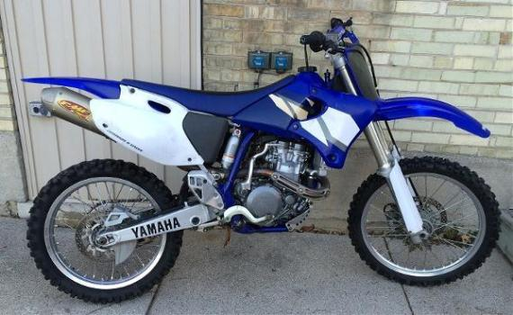 Yamaha Yz426f Motorcycles For Sale