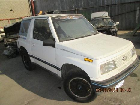 1995 Geo Tracker 2dr Convertible 2WD