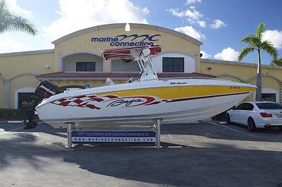 2002 Baja 250 Islander Center Console, Mercury 250HP Outboard, Nice!